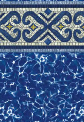 Pool Liner Patterns By Premium Pool